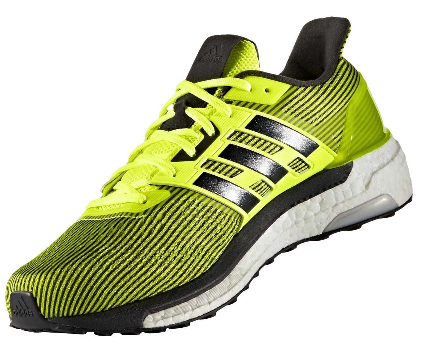 Pánske bežecké topánky adidas SUPERNOVA žlté  76fc4a21593
