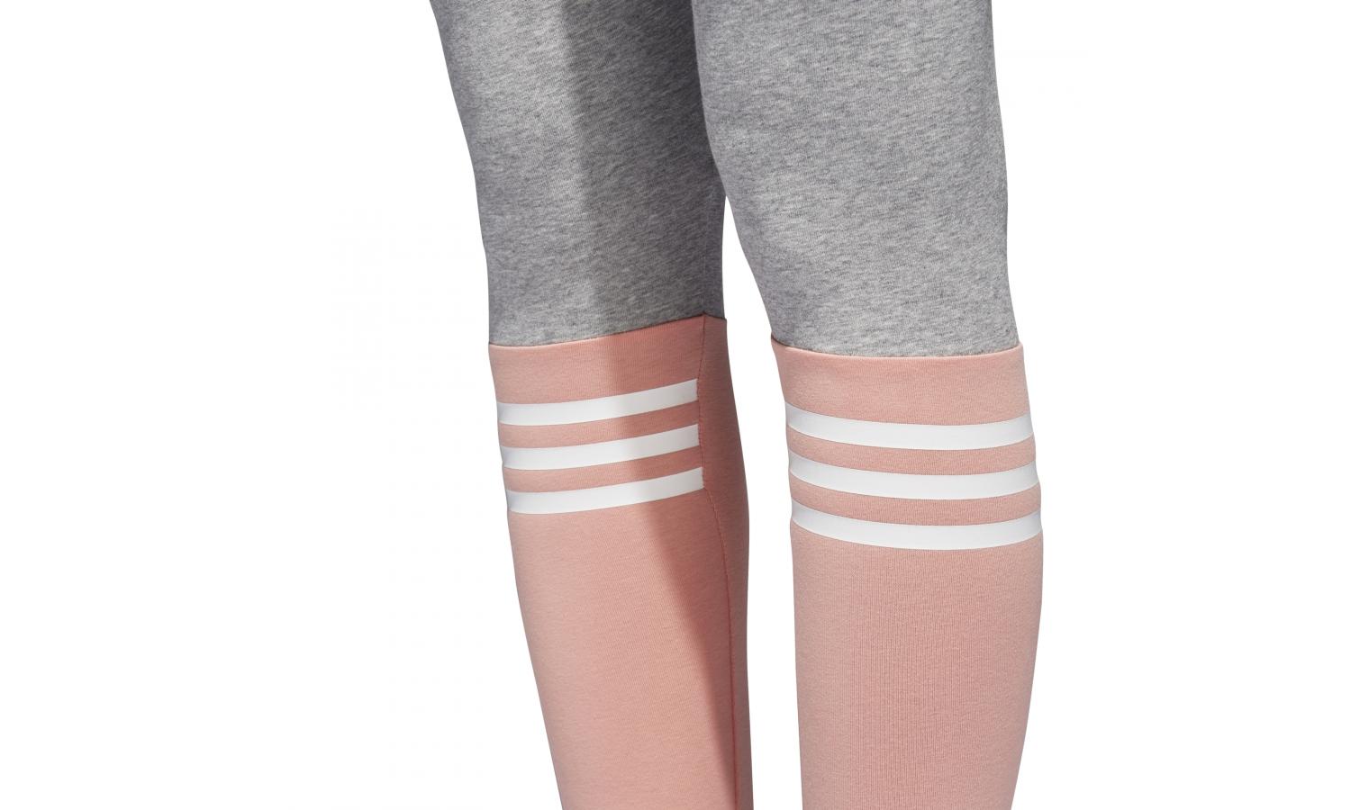 Dámske športové legíny adidas W SID TIGHT W sivé  1bde601719