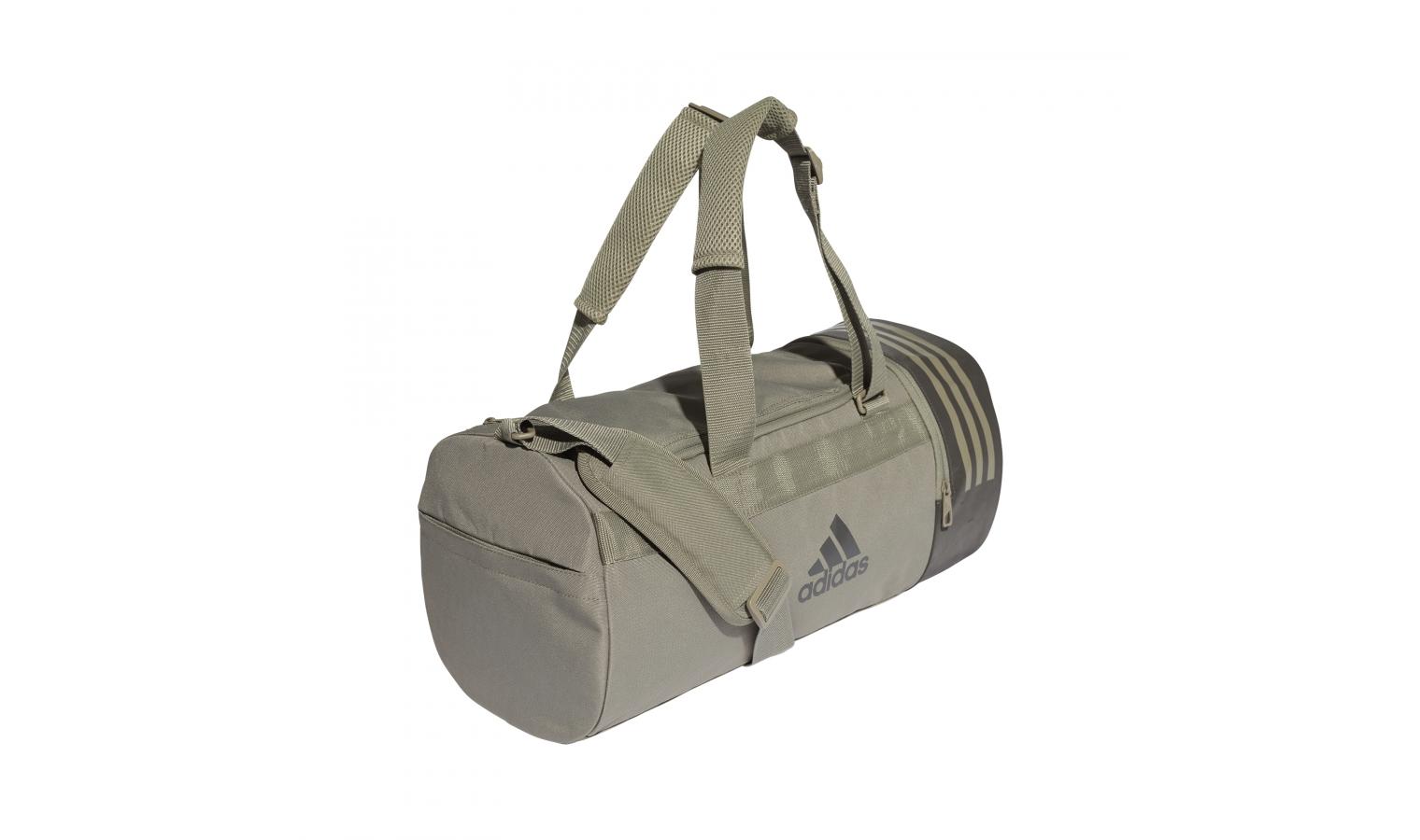 da0a7698de967 Športová taška adidas štvrti 3S Duf S zelená | AD Sport.sk