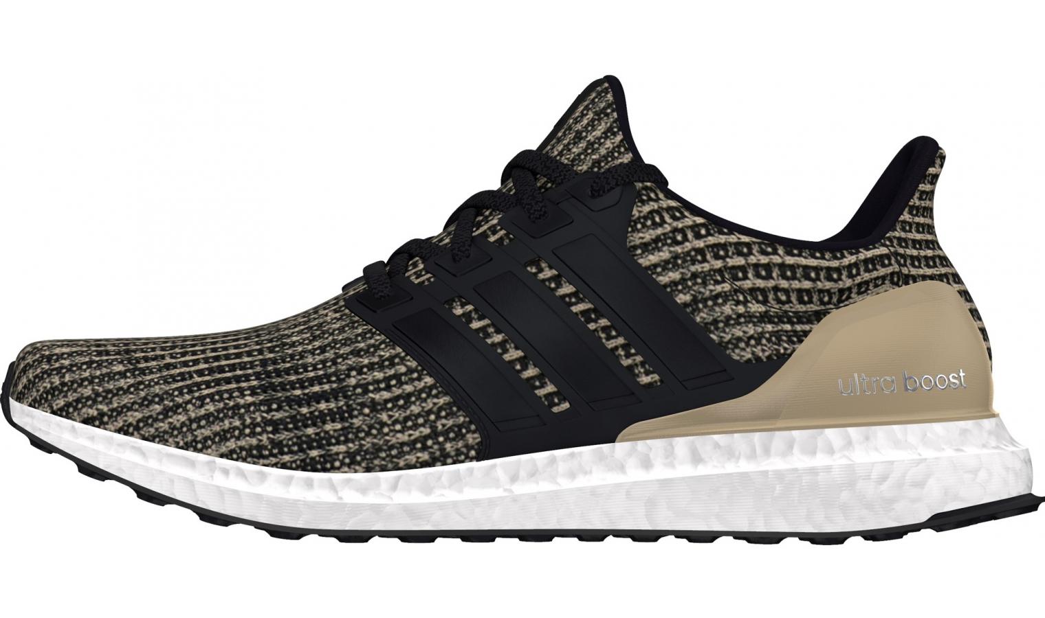 Pánske bežecké topánky adidas ULTRABOOST čierne  40fe24264ef
