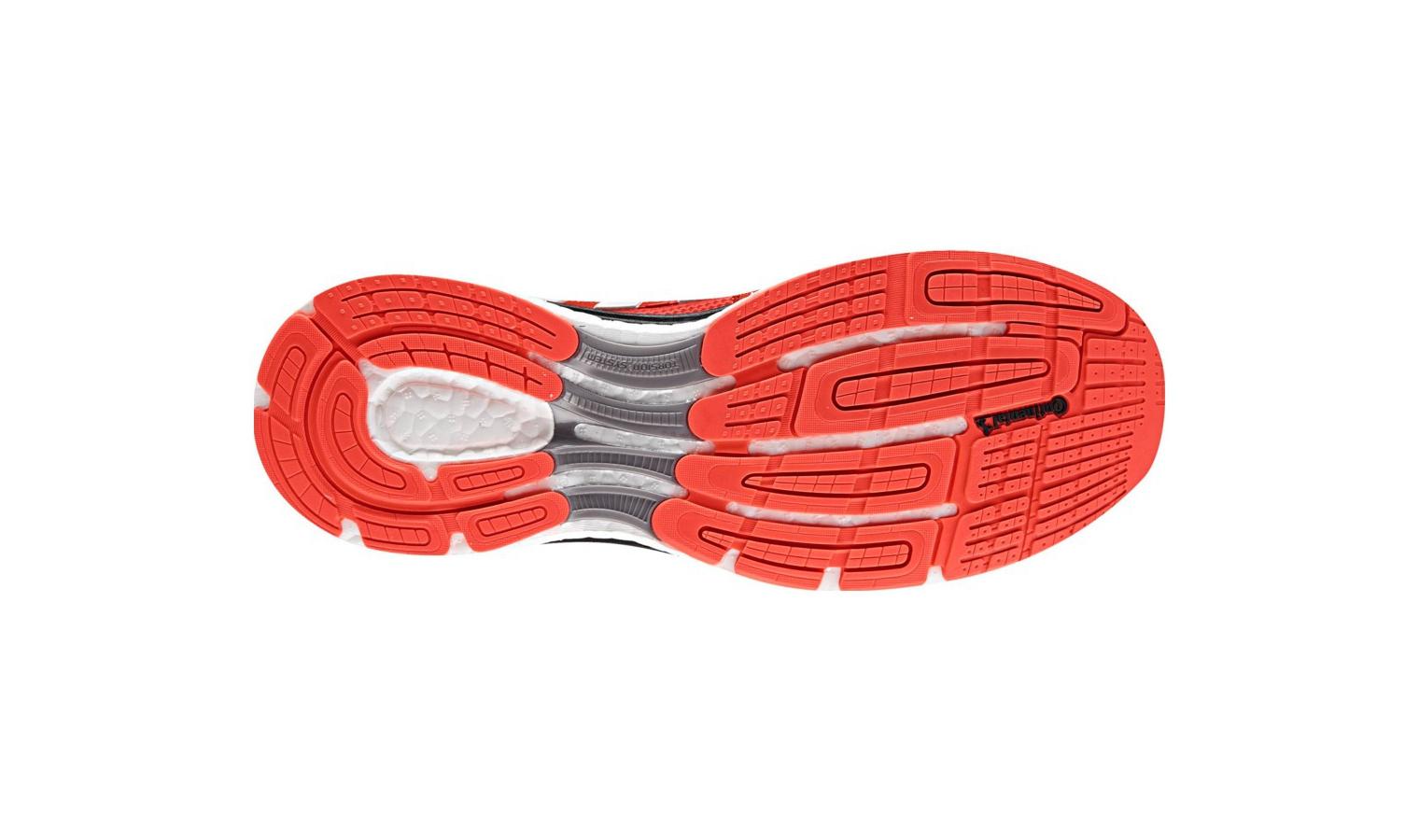 Pánske bežecké topánky adidas SUPERNOVA GLIDE 8 M červené  28149cb5a7b