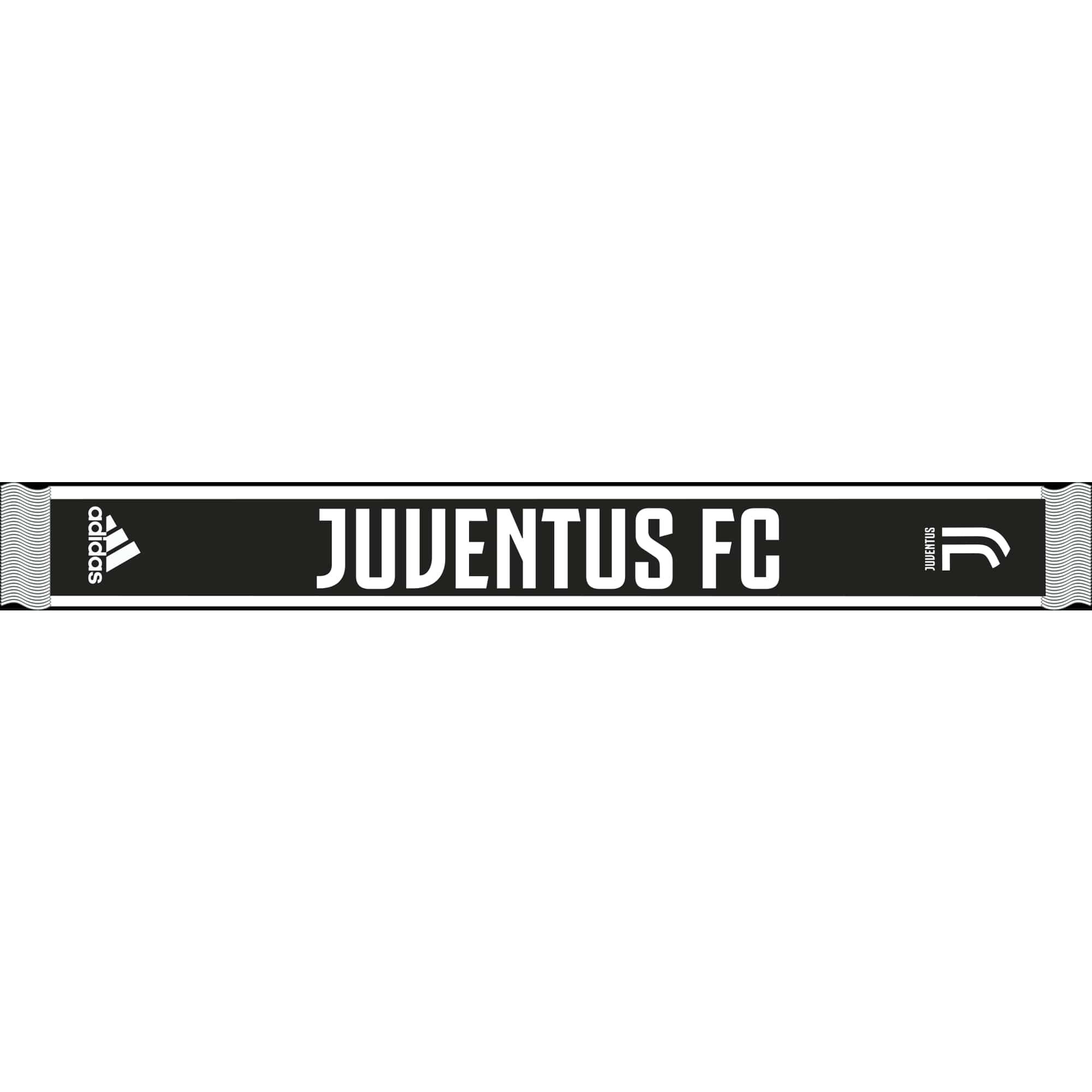 2e45128241f01 Šál adidas JUVE SCARF čierna   AD Sport.sk
