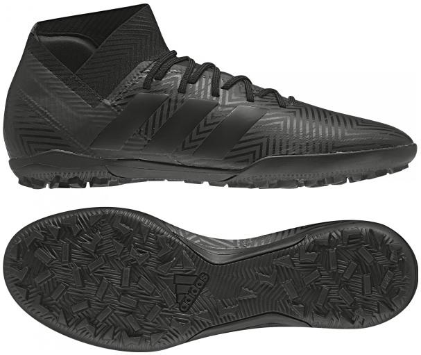 fc28aa3898a9a Turfy adidas NEMEZIZ TANGO 18.3 TF čierne | AD Sport.sk