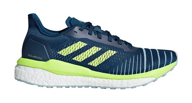 a5444f669ccf Dámske bežecké topánky adidas SOLAR DRIVE W modré