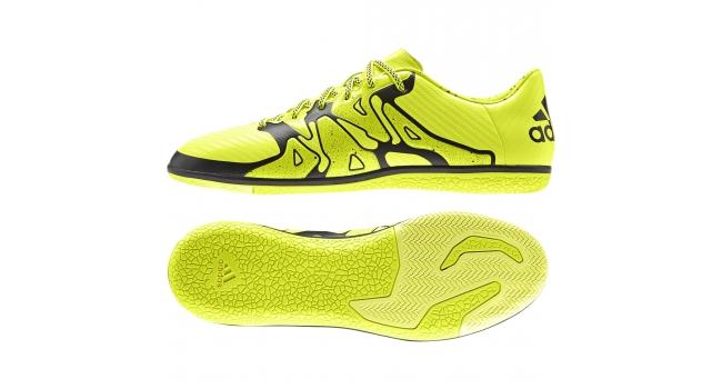 Halovky adidas X 15.3 IN žlté  6204ab081c6