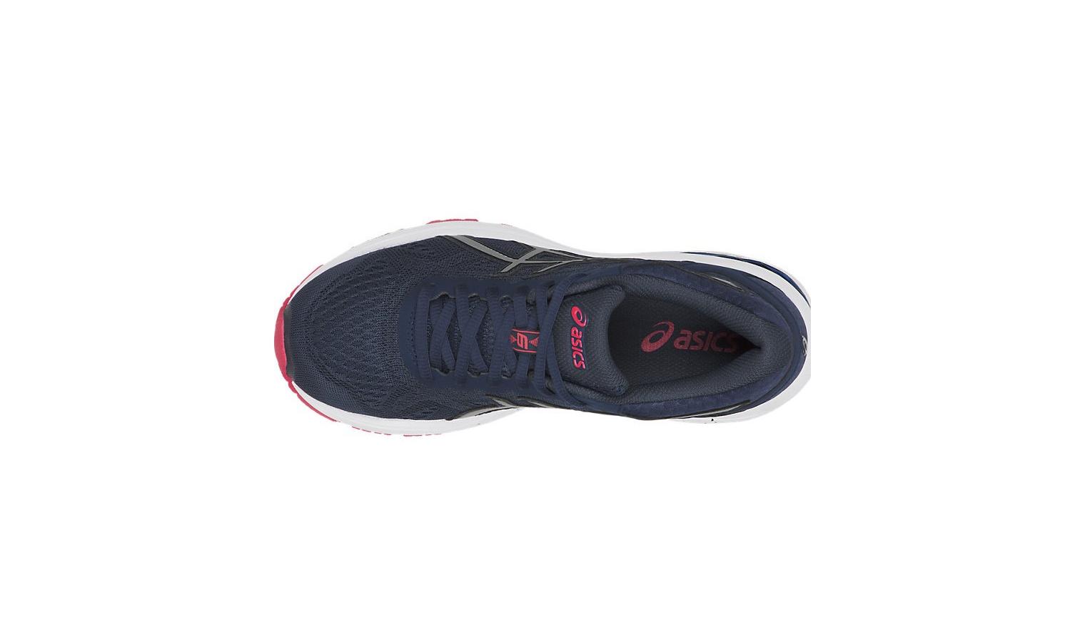 ... Dámske bežecké topánky Asics GT-1000 6 W modré. Zľava b7cd1a1ee9c