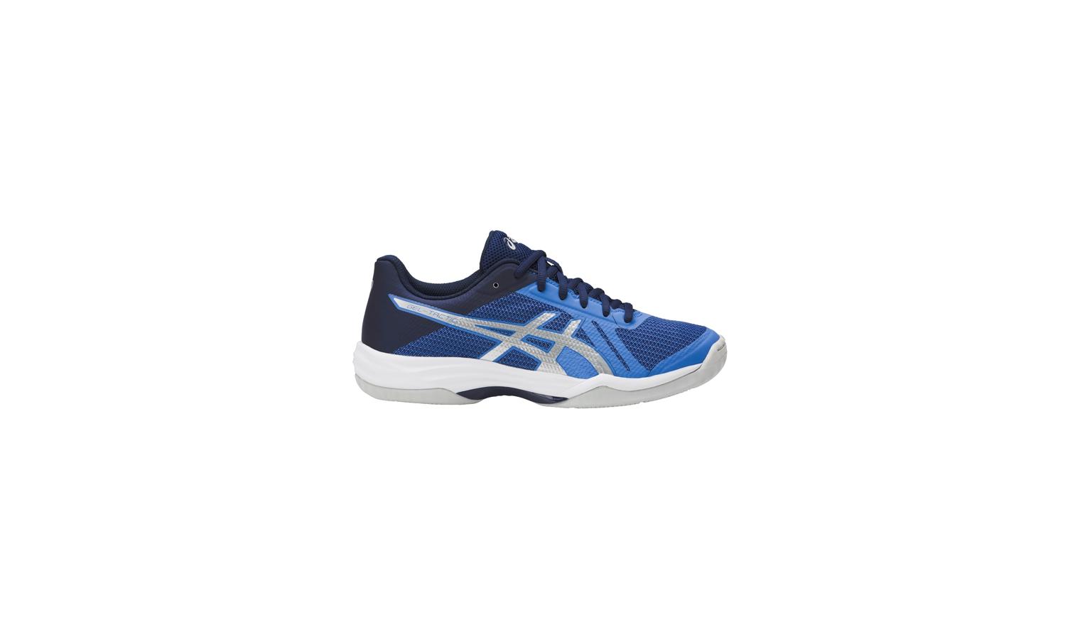 e71984cd103 Dámske volejbalové topánky Asics TACTIC W modré