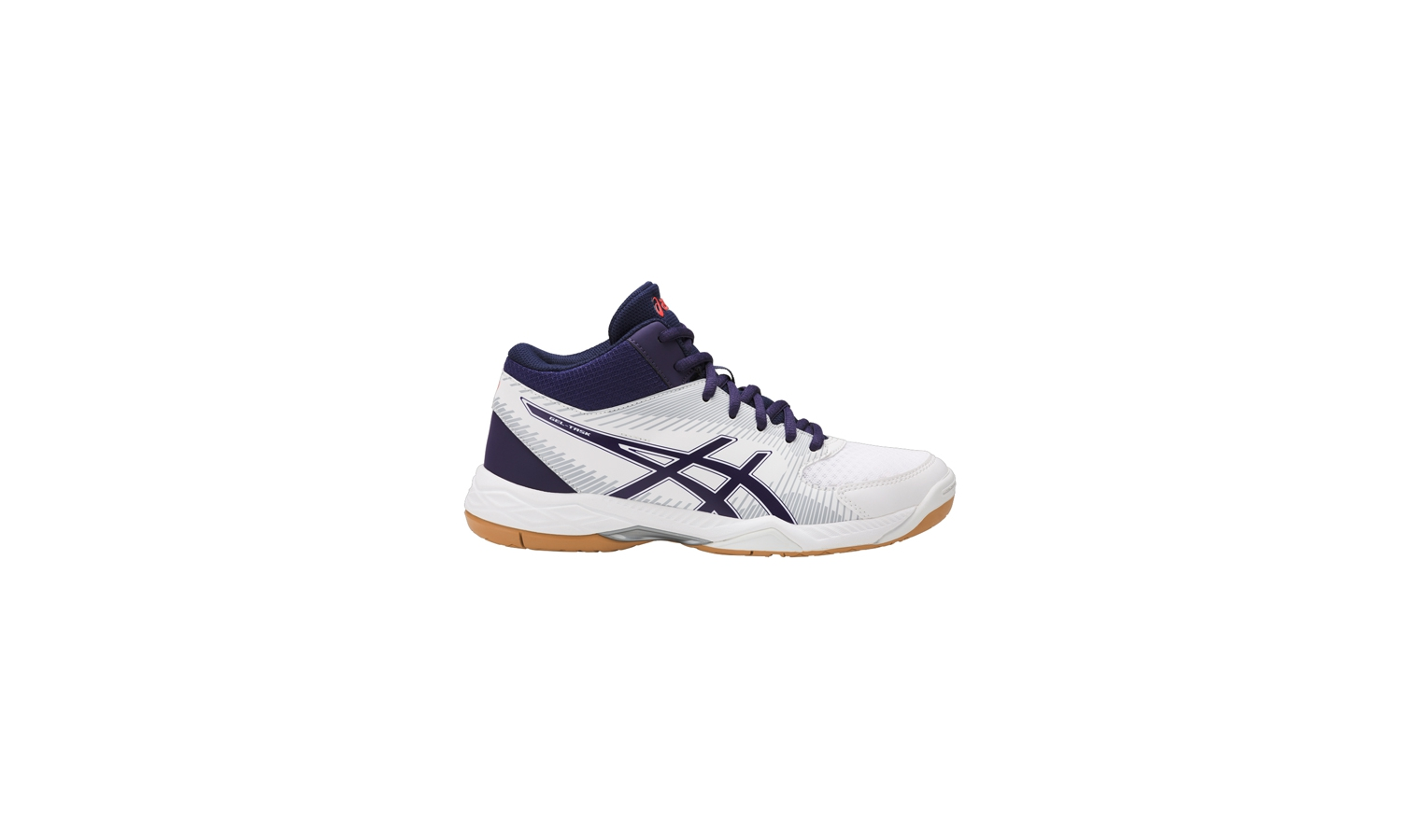 9957df4c676 ... Dámske volejbalové topánky Asics GEL-TASK MT W bielo-modré. Zľava