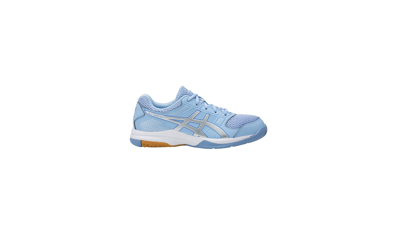 fc68afa1fe9 ... Dámske volejbalové topánky Asics GEL-ROCKET 8 W modré. Zľava