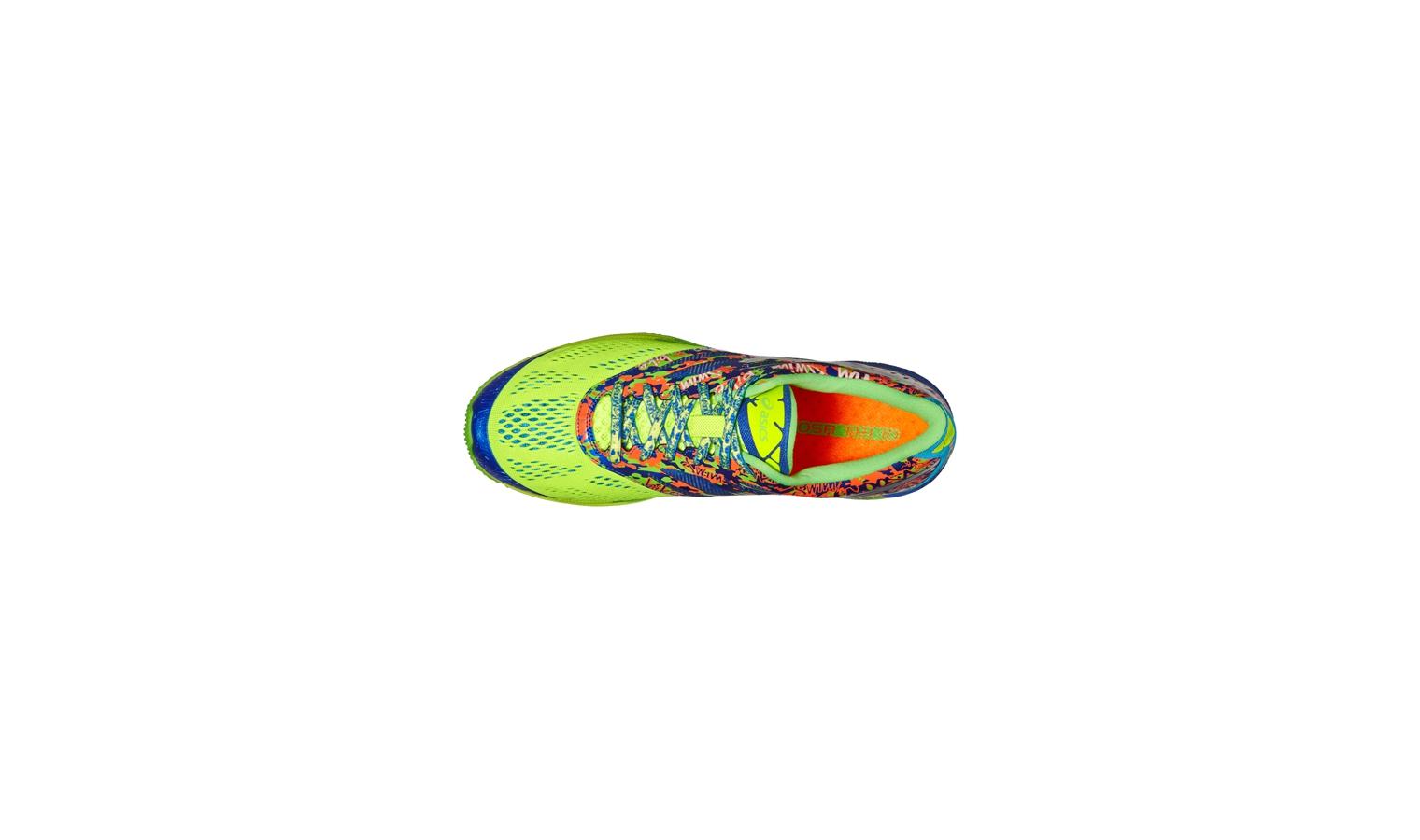 01fd70d31ba Pánske bežecké topánky Asics GEL-NOOSA TRI 10 žlté   modré   sivé ...