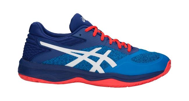 af378867857 Pánske volejbalové topánky Asics NETBURNER BALLISTIC FF modré