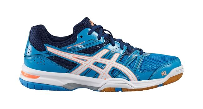 53c2abcfaa3 Dámske volejbalové topánky Asics GEL-ROCKET 7 W modré