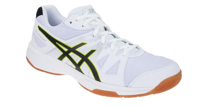 Detské sálové topánky Asics GEL-UPCOURT GS biele  c63e901747