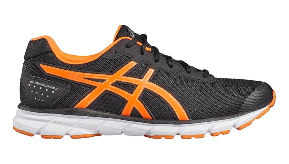 Pánske bežecké topánky Asics GEL-IMPRESSION 9 černé  48120e34c13
