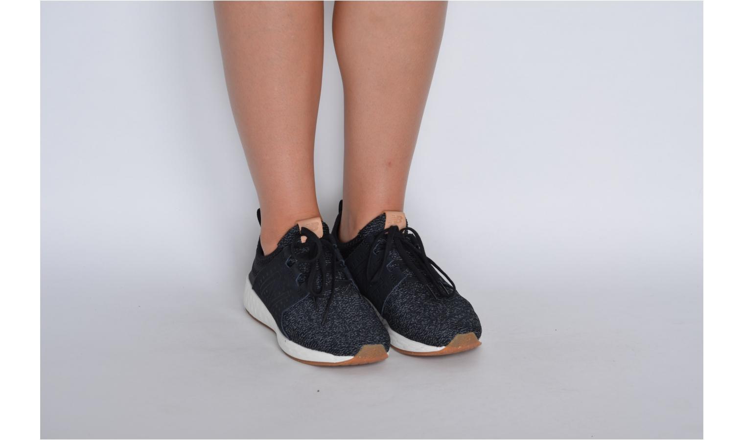 ... Dámske tenisky New Balance FRESH FOAM CRUZ WCRUZOB W čierne. Zľava 8021715582c