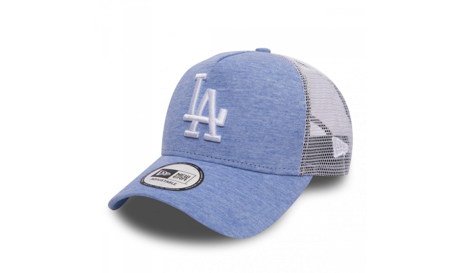 6f005be15 Dámska šiltovka New Era 9FORTY Afra JERSEY ESSENTIAL TRUCKER LA Dodgers W  biela