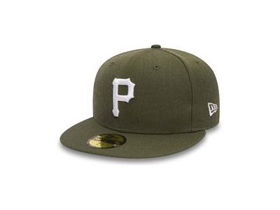 59FIFTY MLB SEASONAL HEATHER PITTSBURGH PIRATES