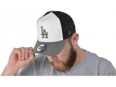 9FORTY A-FRAME TRUCKER MLB LT WT NYLON LOS ANGELES DODGERS