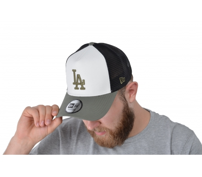 9FORTY A-FRAME TRUCKER MLB LT WT NYLON LOS ANGELES DODGERS