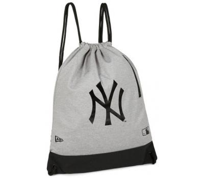 MLB PREMIUM HEATHER GYM SACK NEW YORK YANKEES