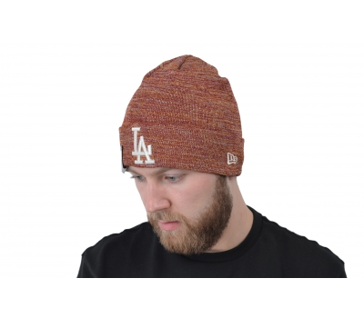 MLB ENGINEERED FIT CUFF KNIT LOS ANGELES DODGERS