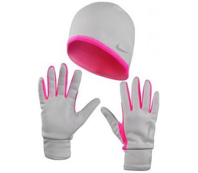 Nike THERMAL BEANIE/GLOVE SET
