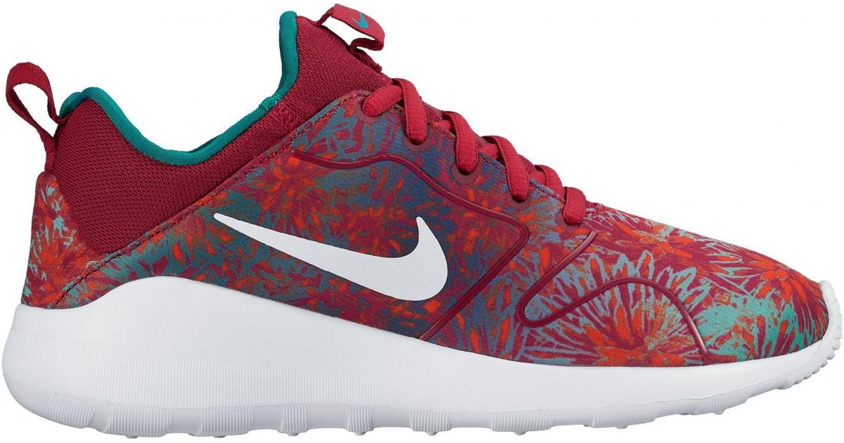Dámske tenisky Nike KAISHI 2.0 PRINT SHOE červené  369812ac3f9