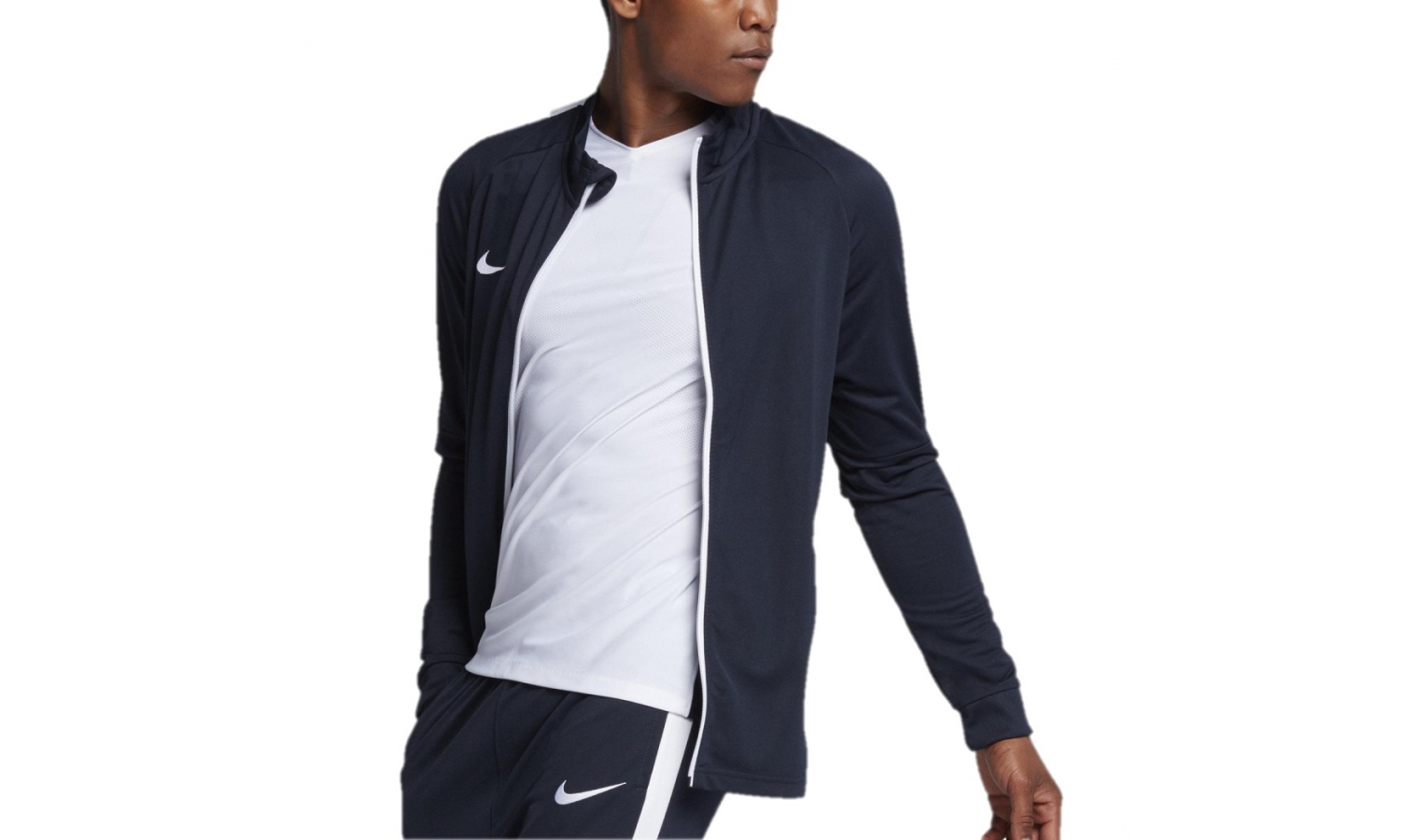 Pánska športová súprava Nike DRY ACADEMY TRK SUIT modrá  9dbfc906b7d