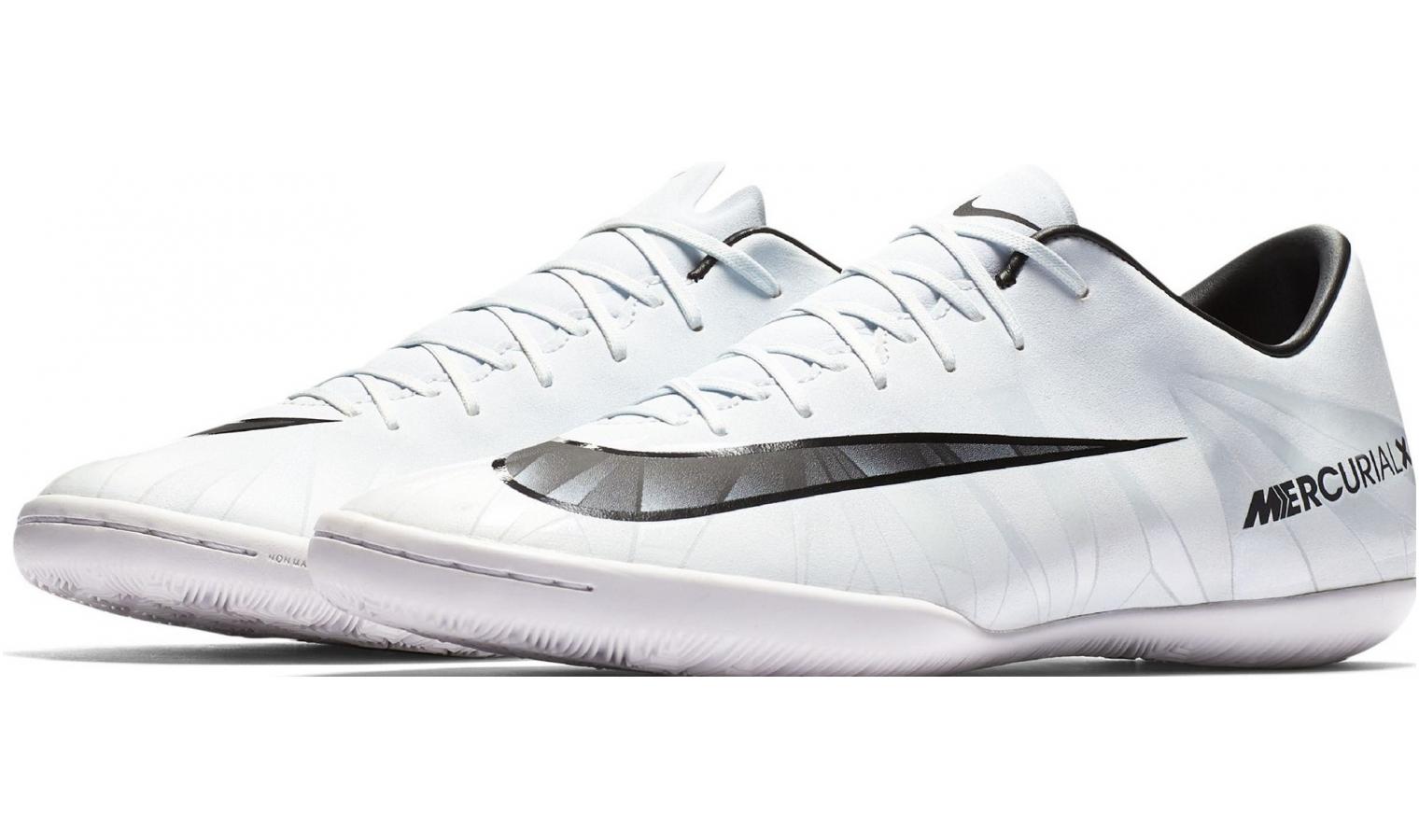 Halovky Nike MERCURIALX VICTORY VI CR7 IC biele  071ddd4f474