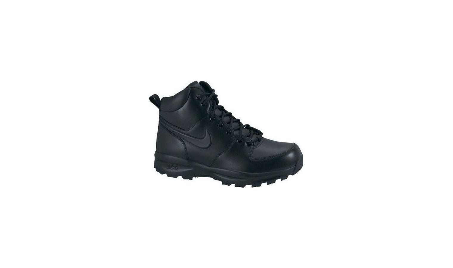 Pánske topánky Nike MANOA LEATHER čierne  3918a6f3f89