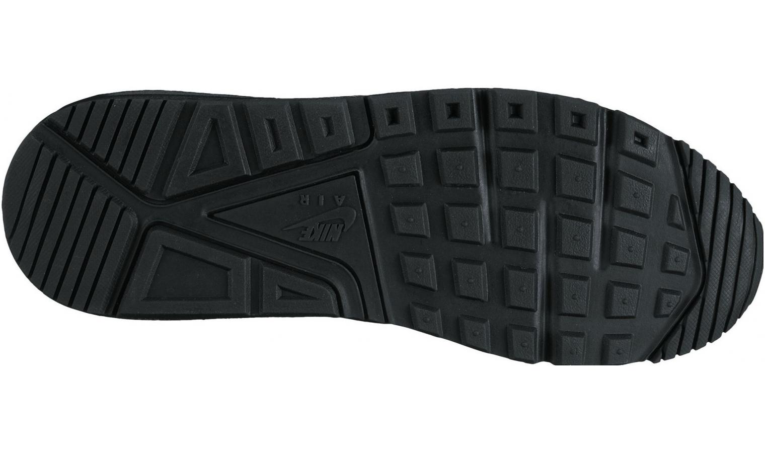 Pánske topánky Nike MEN S NIKE AIR MAX IVO LEATHER SHOE čierne  e5278f82a52