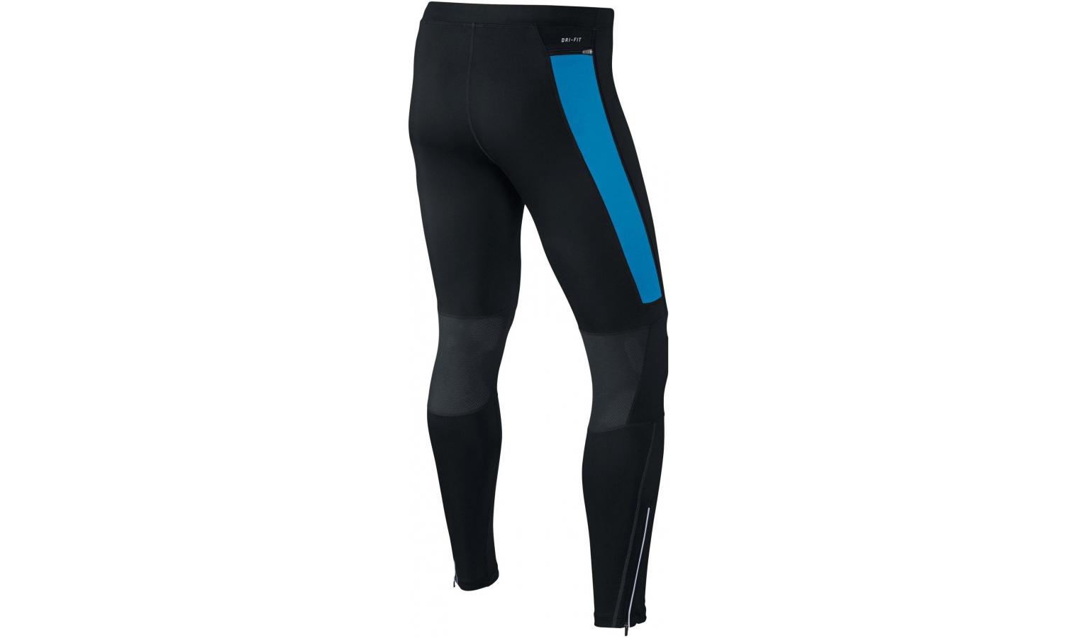 0eb10d2aea3b Pánske bežecké nohavice Nike DRI-FIT ESSENTIAL čierne