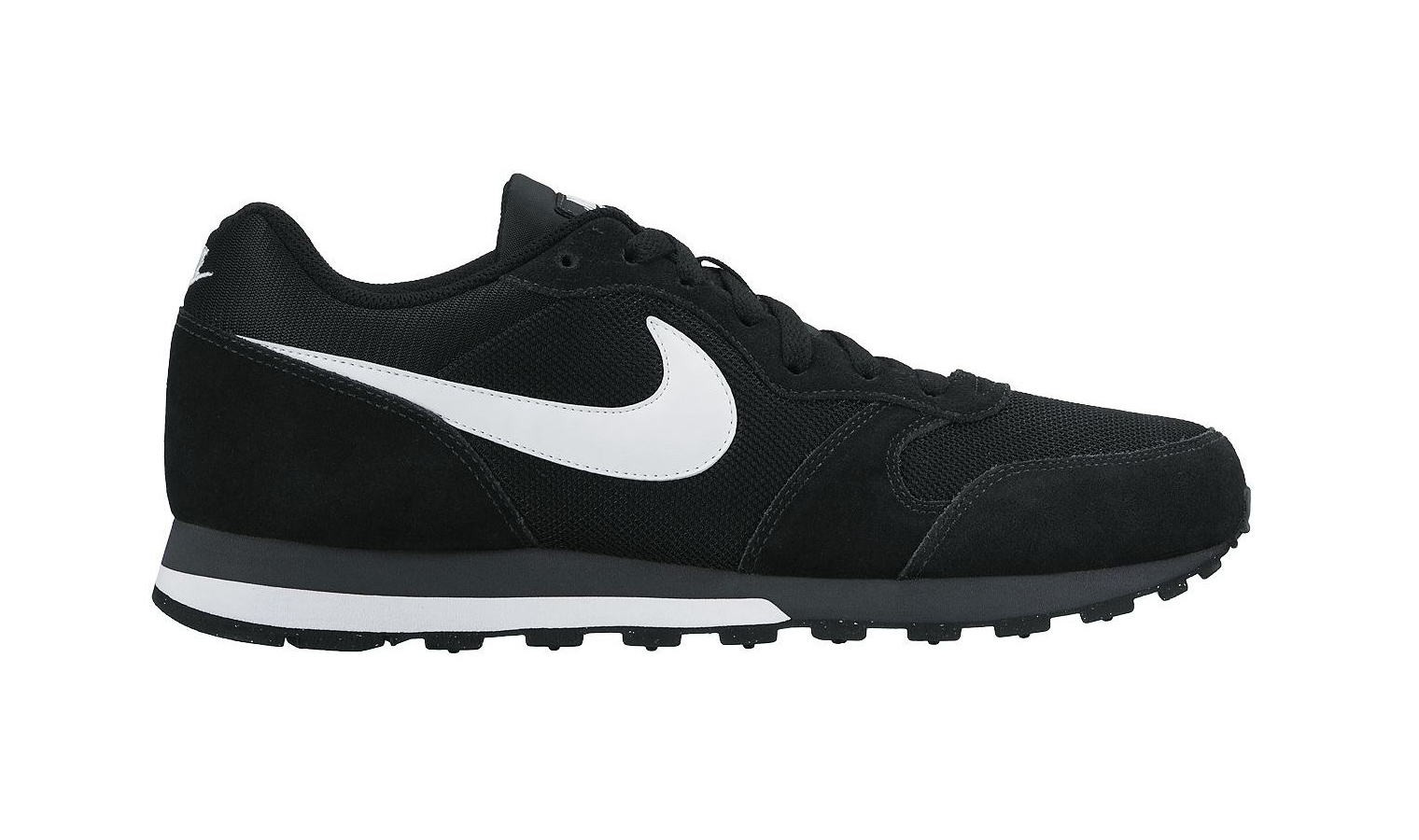 Pánske tenisky Nike MD RUNNER 2 čierne  200a0724ab7