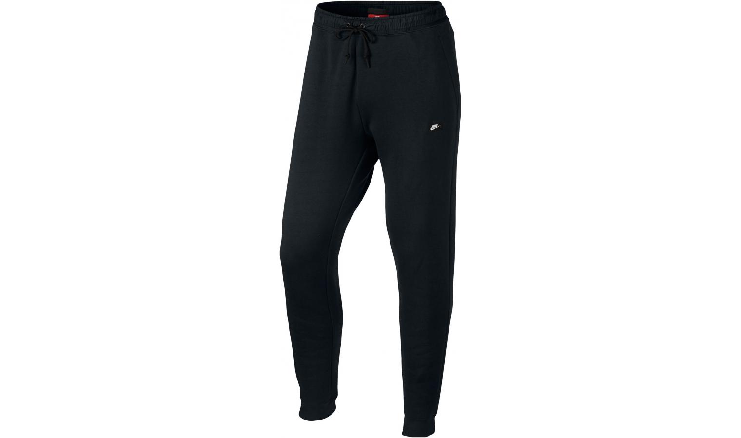 3571b2947 Pánske športové tepláky Nike MODERN JOGGER čierne | AD Sport.sk