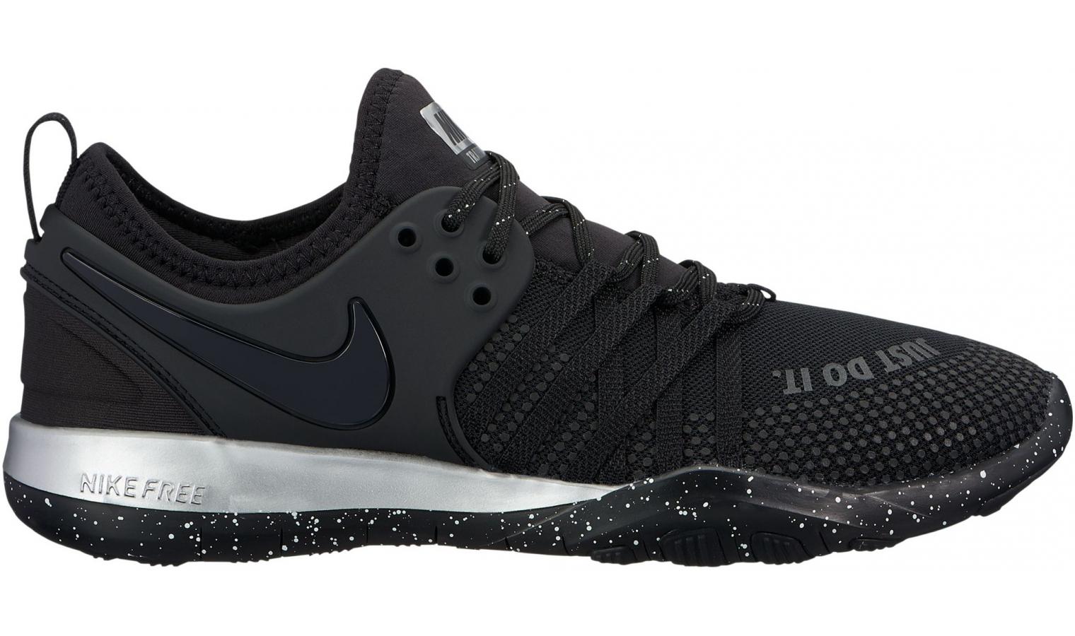 fcdb0f10ab53 Dámske tréningové topánky Nike FREE TR 7 SELFIE TRAINING W čierne ...