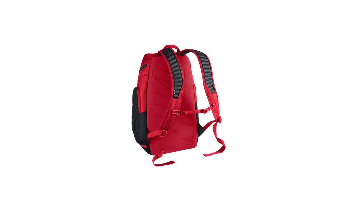 Batoh Nike HOOPS ELITE MAX AIR TEAM červený  281898a028