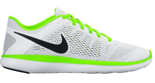 28e945743 Pánska bežecká obuv Nike FLEX 2016 RN biela | AD Sport.sk