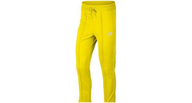 59e980982 Dámske tepláky Nike W NSW HRTG PANT PK SLIM W žlté | AD Sport.sk