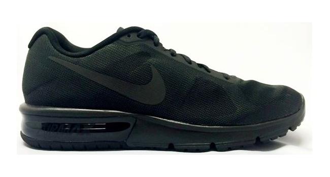 Pánske topánky Nike AIR MAX SEQUENT čierne  9ba48e59471