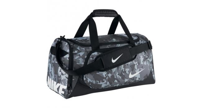 9bd0a6196 Športová taška Nike TEAM TRAINING (SMALL) sivá | AD Sport.sk