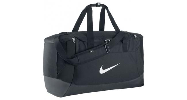 Pánska športová taška Nike CLUB TEAM SWOOSH DUFF L čierna  ba283881f13