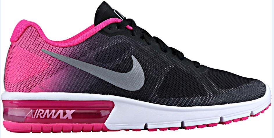 Dámske topánky Nike AIR MAX Sequent čierne  6e609fddbb6