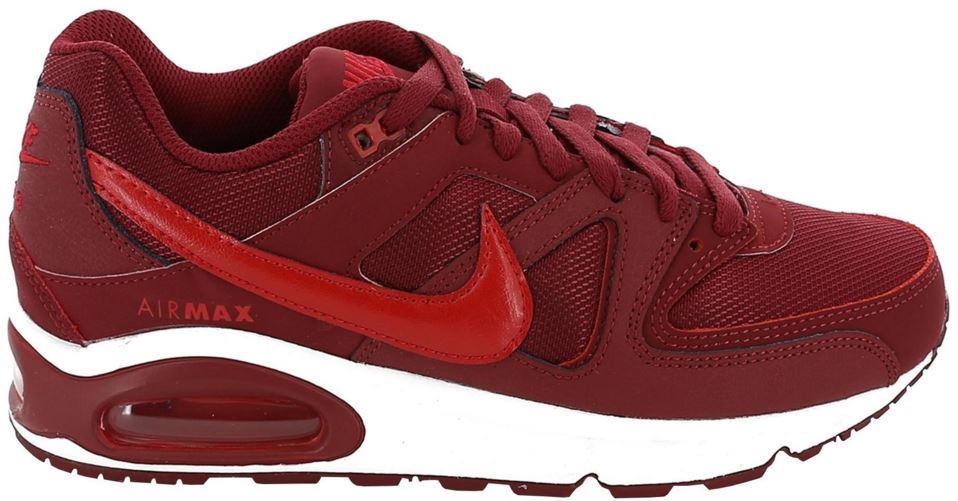 Pánske topánky Nike AIR MAX COMMAND červené  e3ad290255