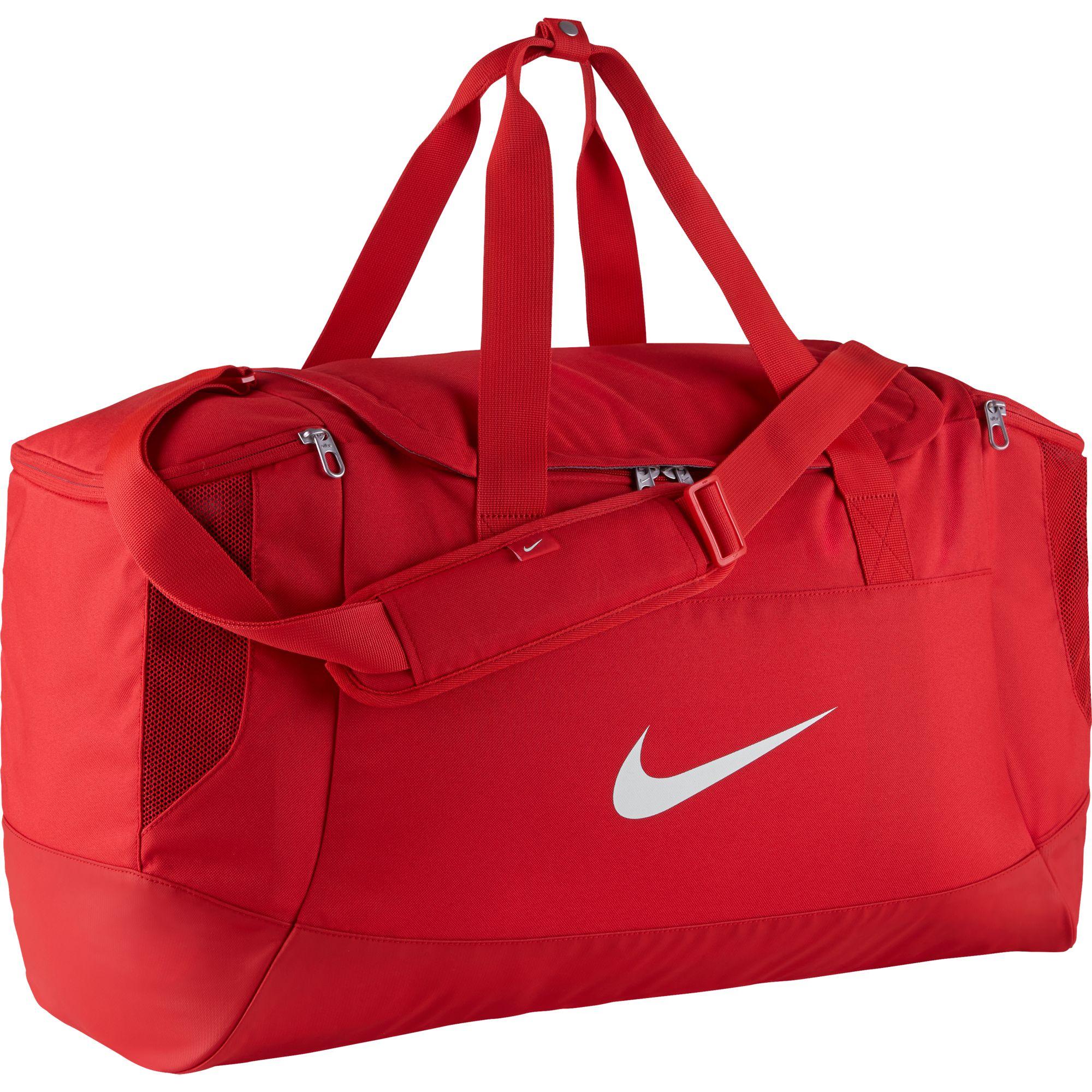 9cf7270ee3 Pánska športová taška Nike MEN S NIKE CLUB TEAM (LARGE) DUFFEL BAG červená