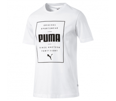 BOX PUMA TEE