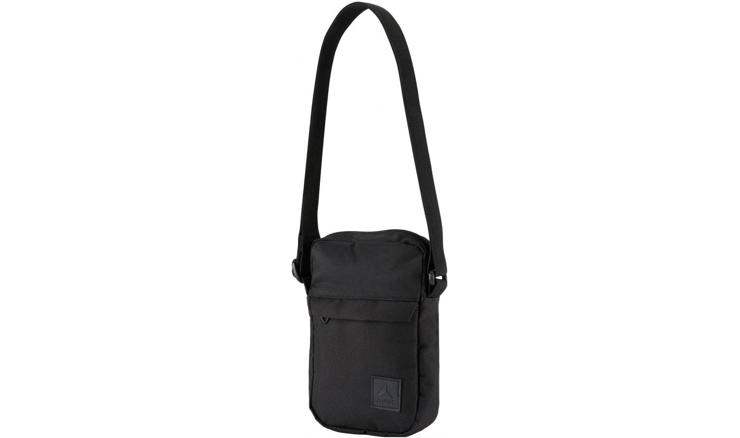 a4cab8e4ee Taška cez rameno Reebok STYLE FOUND CITY BAG čierna