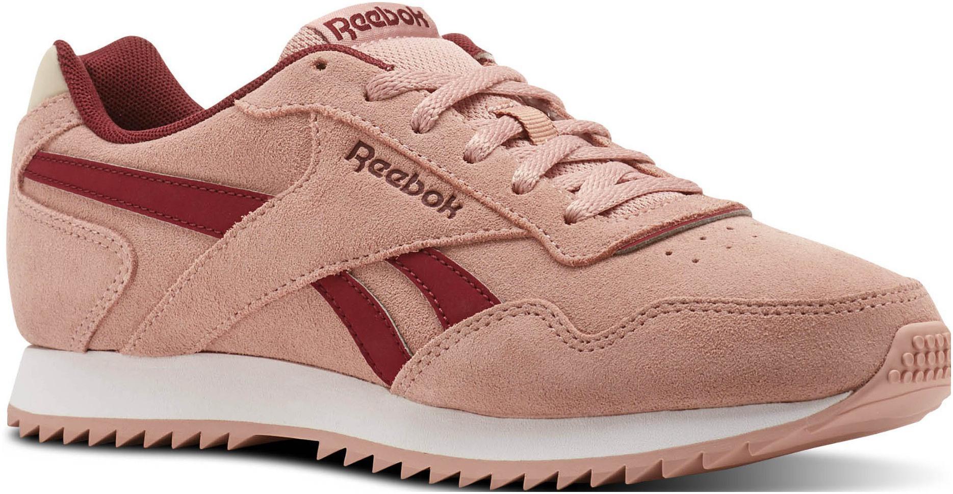 3ee093fdc2ef9 Dámske tenisky Reebok REEBOK ROYAL GLIDE RIPPLE W ružové   AD Sport.sk