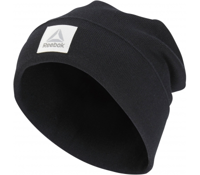 ACT FND KNITTED BEANIE