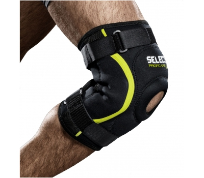 KNEE SUPPORT W/SPLINTS 6204