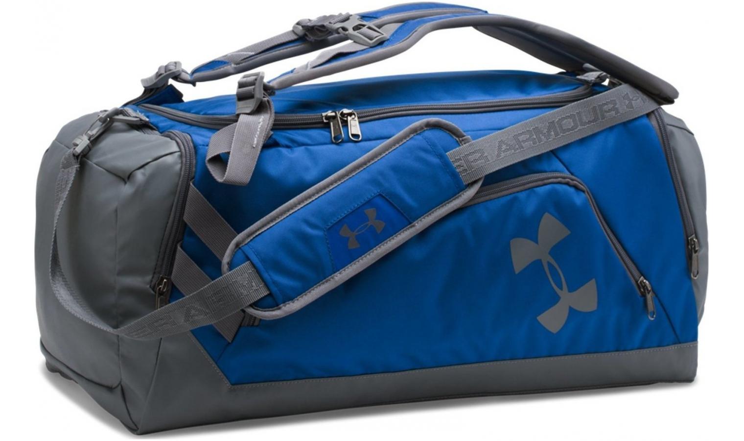 Športová taška Under Armour UNDENIABLE BP   DUFFEL MD modrá  4ec7db8b1ac